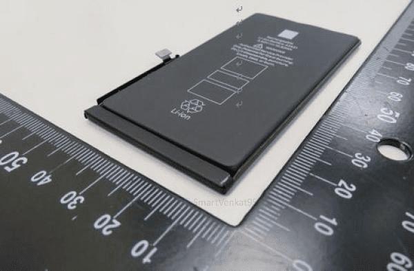 Мини-батарею iPhone 12 Pro показали на живых снимках