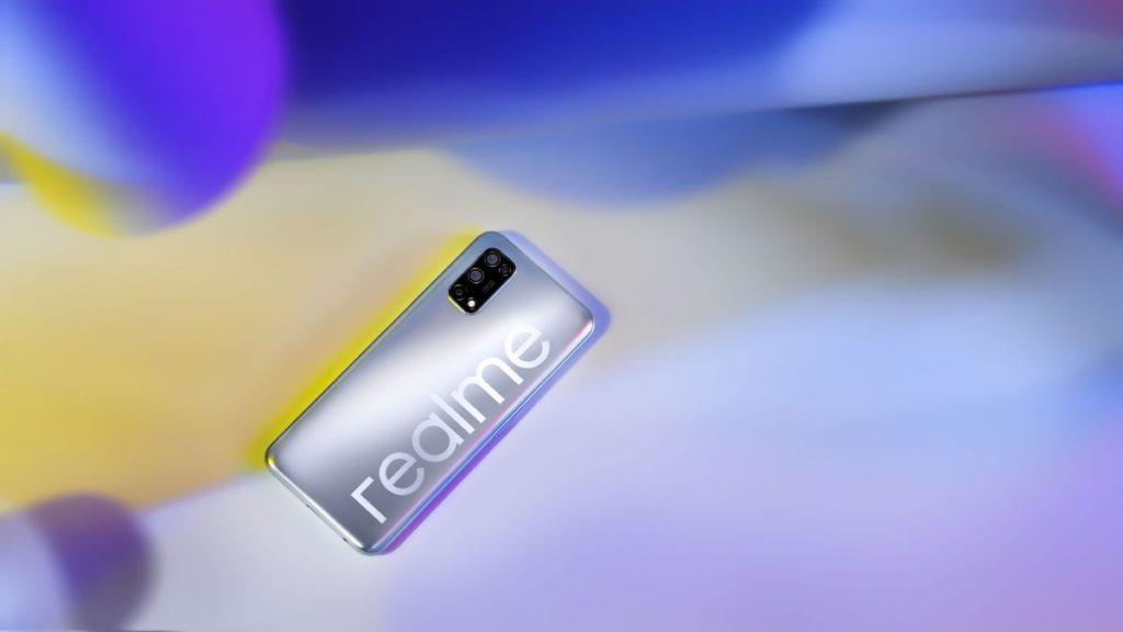 Realme рассекретила среднебюджетный смартфон Realme V5 с 5G