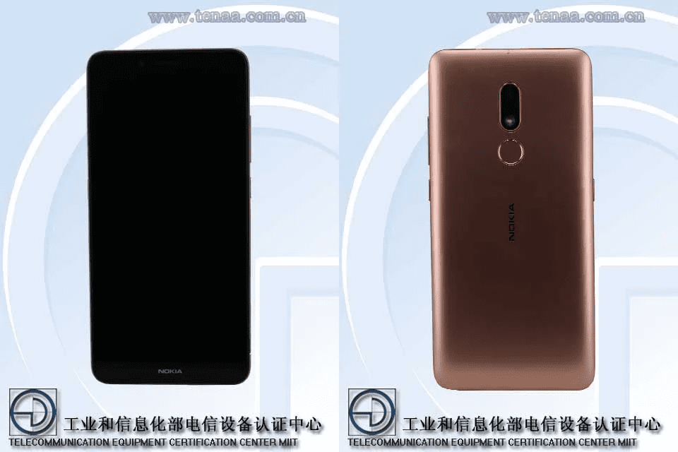 Новый бюджетный смартфон Nokia появился в базе TENAA