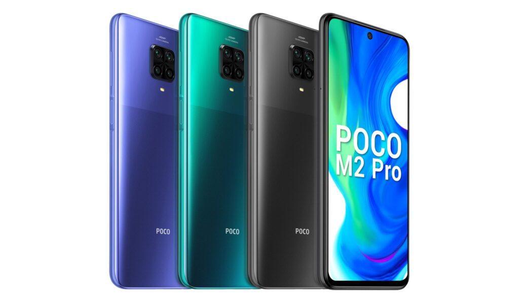 Xiaomi выпустила смартфон Poco M2 Pro за $187