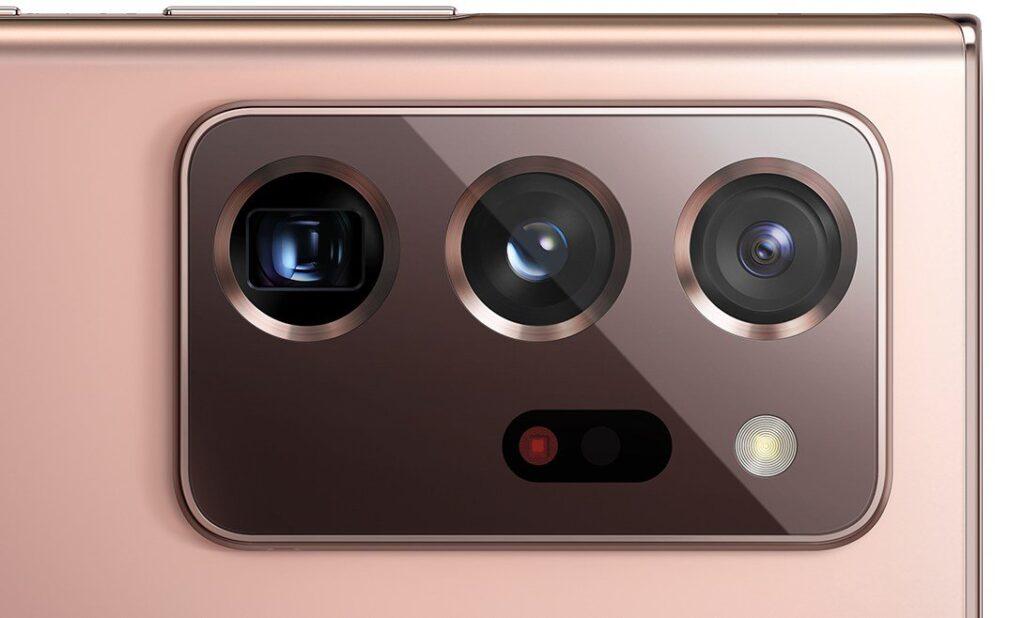 Названы полные характеристики смартфона Samsung Galaxy Note 20 Ultra