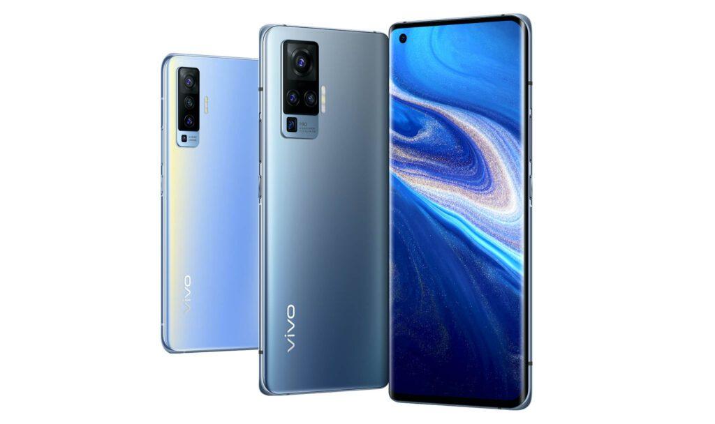 Vivo для России представила смартфон X50 Pro с 60-кратным зумом