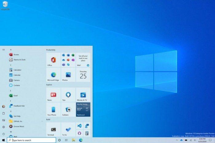 Microsoft презентовала официально новый дизайн Windows 10
