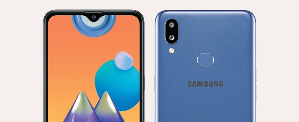 Samsung смартфон Galaxy M01s с процессором MediaTek Helio P22 оценила в $130