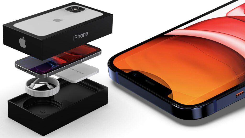 В Сети показали, как будет выглядеть коробка нового iPhone 12