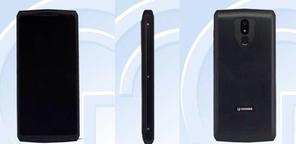 Gionee сертифицировала смартфон с батареей на 10 000 мАч
