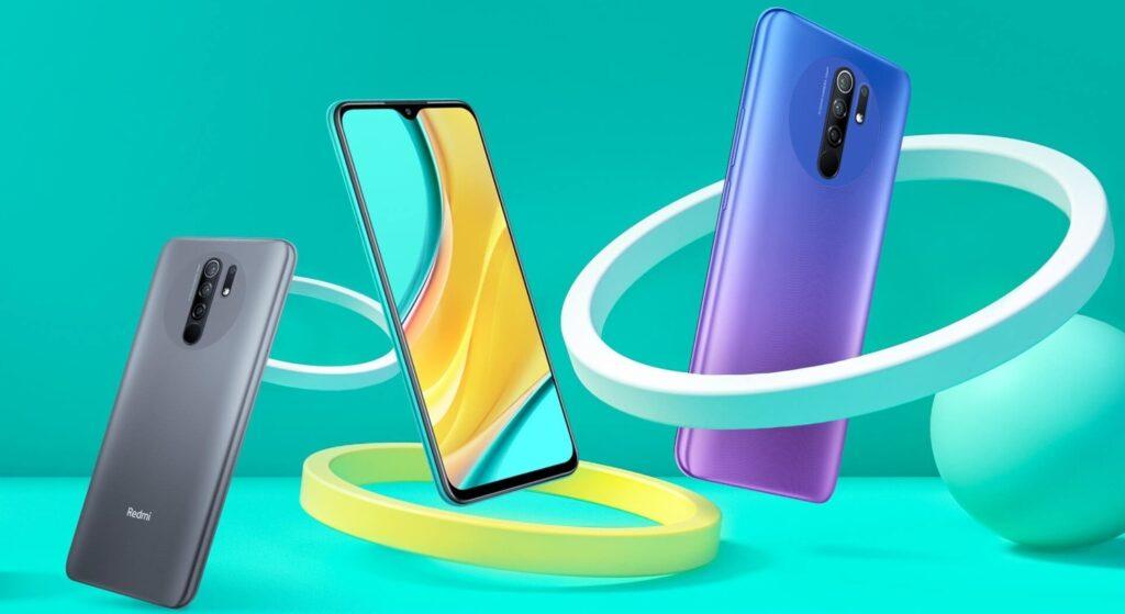 Xiaomi представила новый бюджетный смартфон Redmi 9 в России