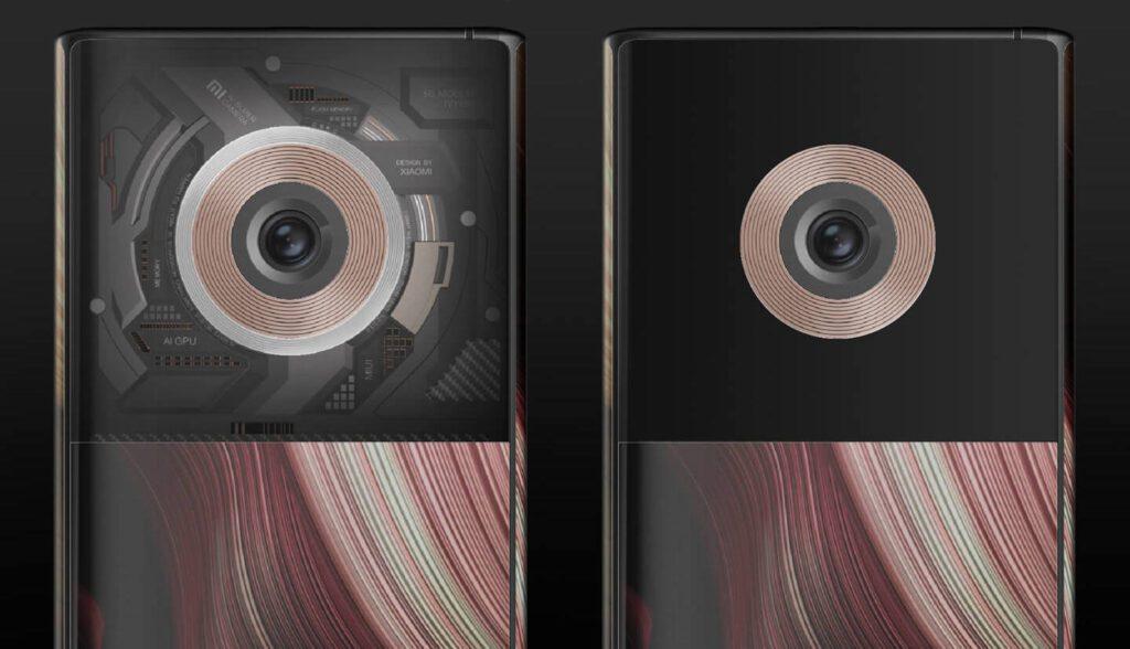 Xiaomi разрабатывает новый смартфон с необычным дизайном