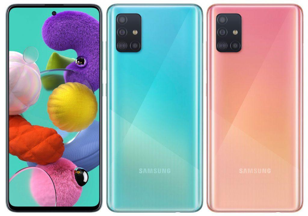 Бестселлер Samsung Galaxy A51 5G выходит на рынок США