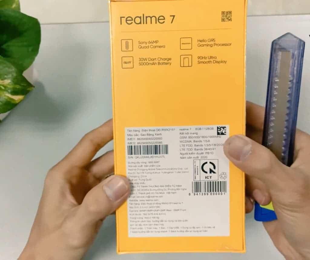 В Сети появилась информация о флагмане Realme X7 Pro