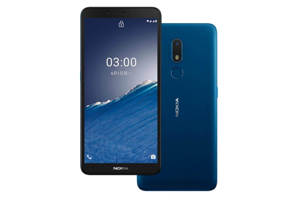 HMD Global представила бюджетный смартфон Nokia C3