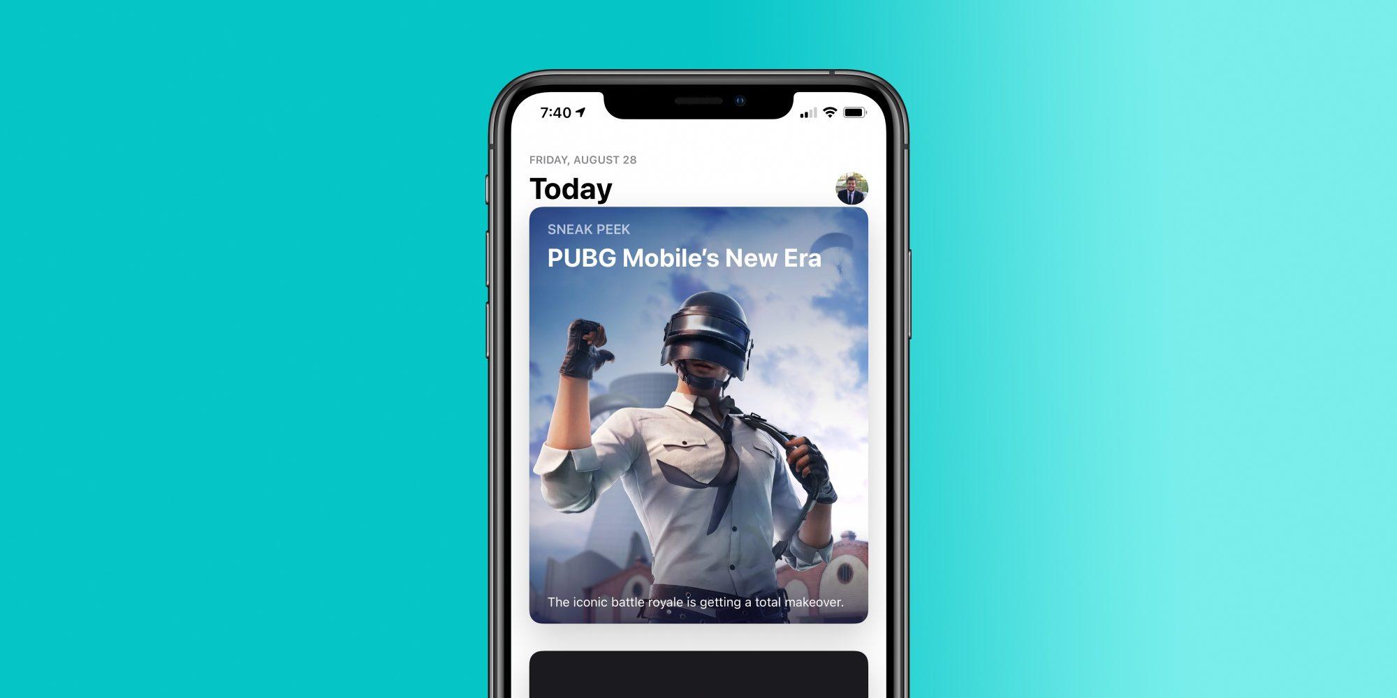 Apple представила конкурента Fortnite — PUBG в App Store