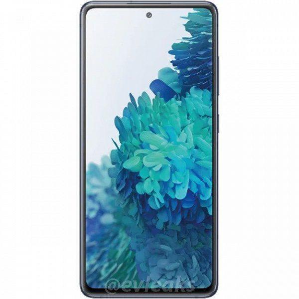 Samsung Galaxy S20 Fan Edition показали на первом официальном фото