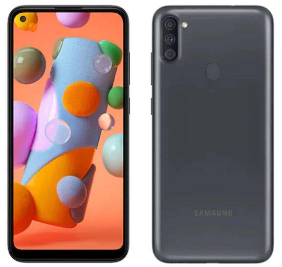 В Сети появились характеристики смартфона Samsung Galaxy A12