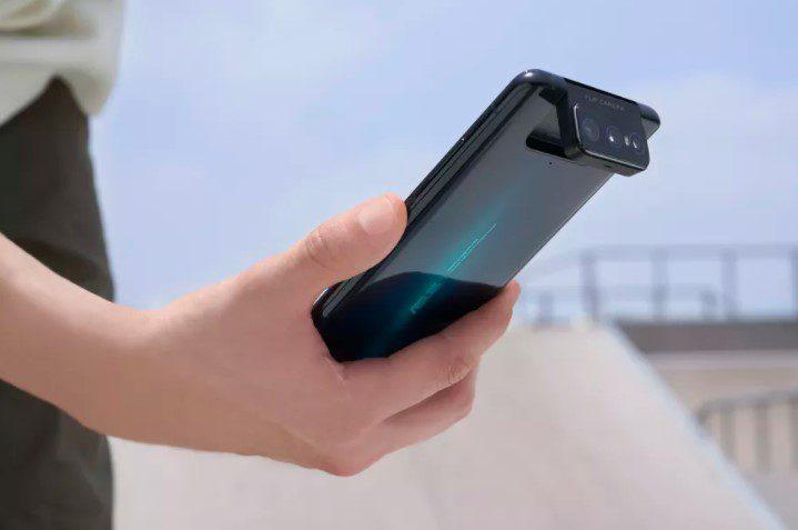 ASUS представила линейку смартфонов ZenFone 7 и 7 Pro