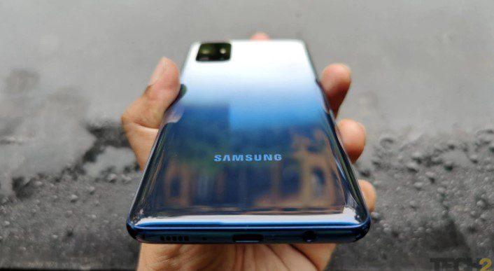 Появилась предполагаемая стоимость нового Samsung Galaxy M51