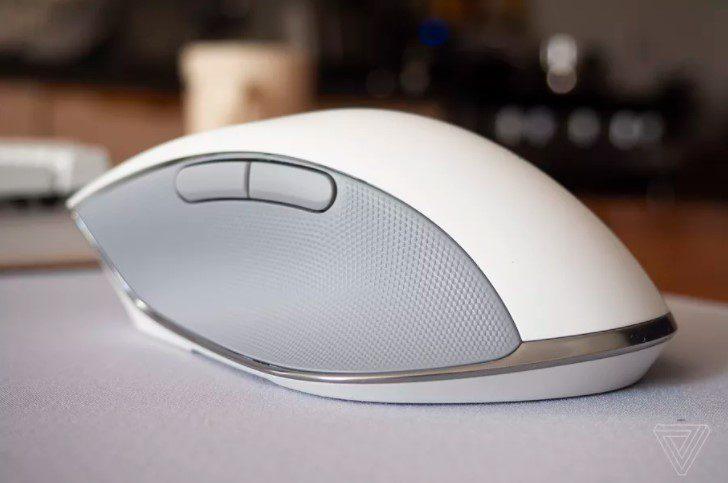 Razer представила новые эргономичную мышь и механическую клавиатуру