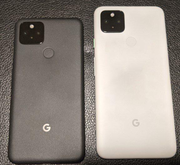 Раскрыты дизайн и характеристики новых Google Pixel 4a 5G и Pixel 5