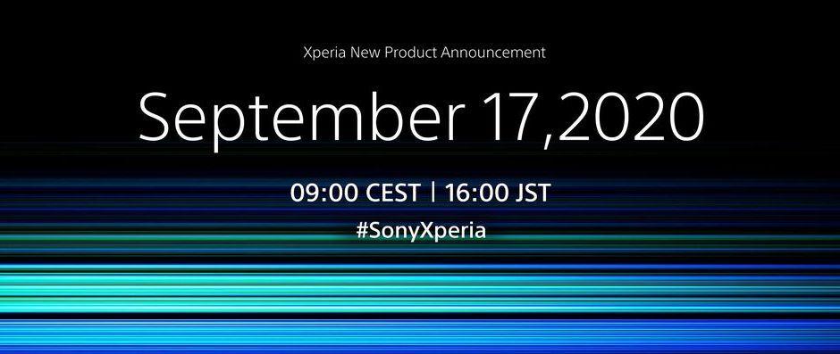 Выход Sony Xperia 5 II запланирован на 17 сентября