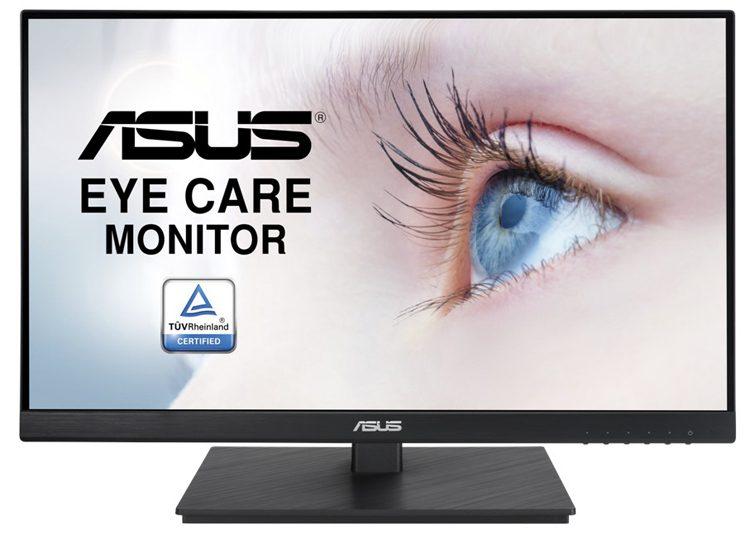 ASUS представила монитор ASUS VA229QSB Eye Care