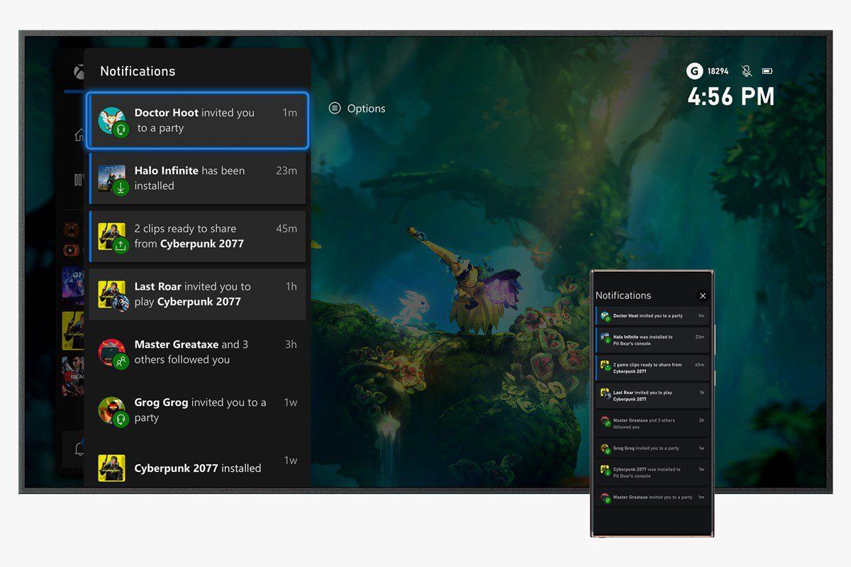 Microsoft показала новый дашборд своей Xbox Series X