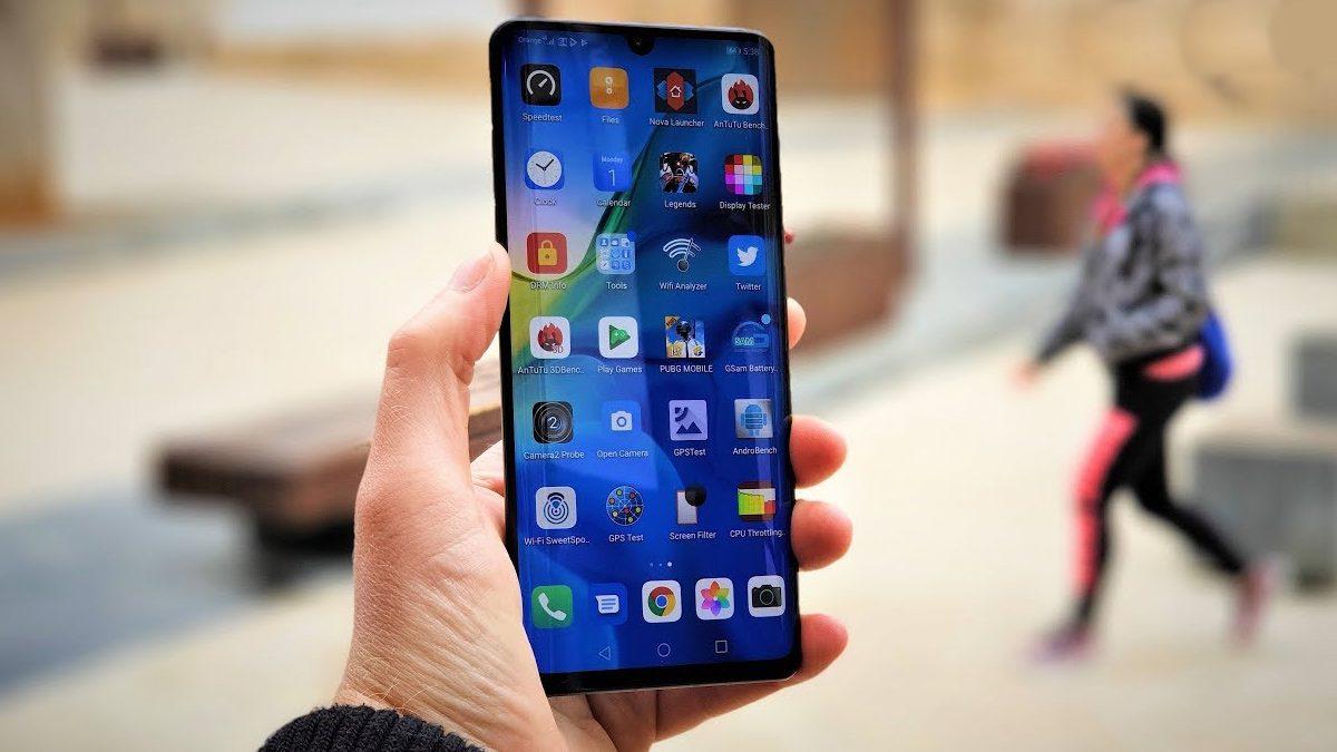 Huawei планирует выпустить смартфон не на Android до конца года