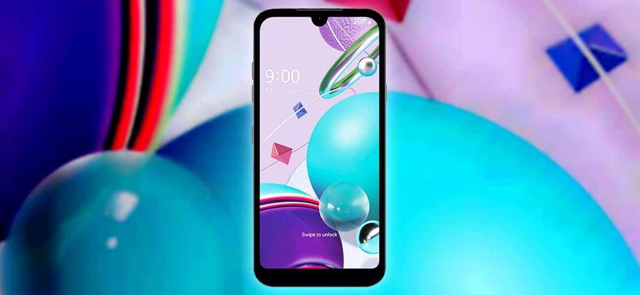 LG представила новый бюджетный смартфон К31
