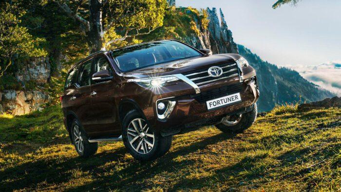 Toyota Fortuner в новом издании