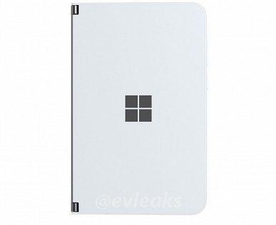 Microsoft Surface Duo представили на качественных рендерах