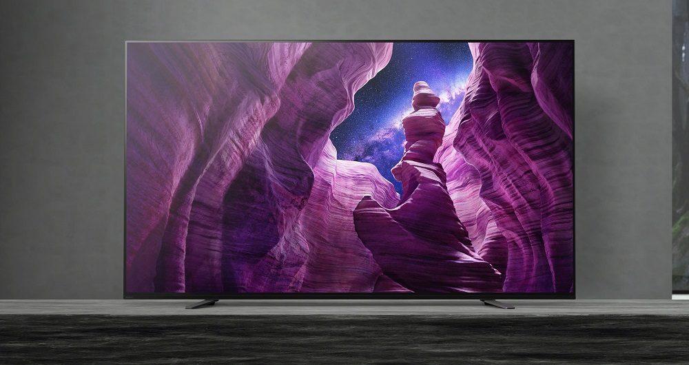 Sony представила в России премиальные OLED-телевизоры на 55 и 65 дюймов
