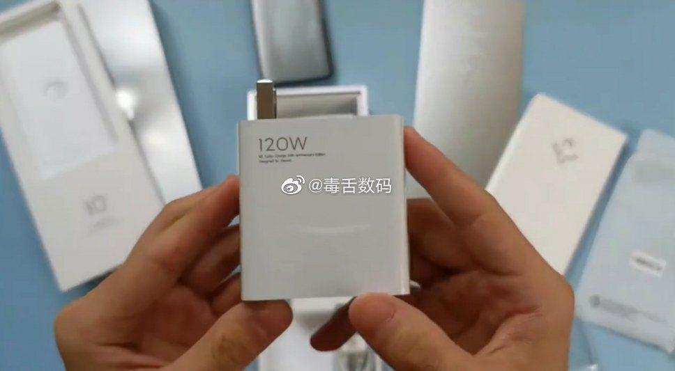 Премиальный флагман Xiaomi Mi 10 Ultra показали на «живых» фото