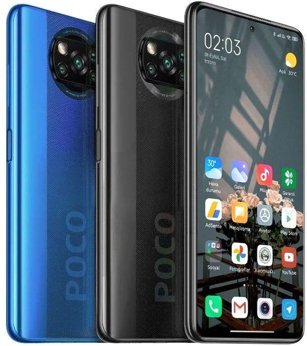 """Смартфон Poco X3 с NFC и четверной камерой """"засветился"""" в Сети до анонса"""
