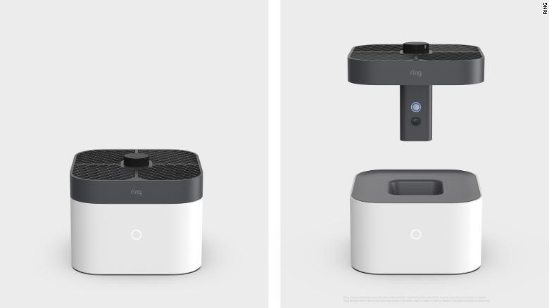 Компания Amazon Ring представила охранный дрон за 250 долларов, который летает вокруг вашего дома