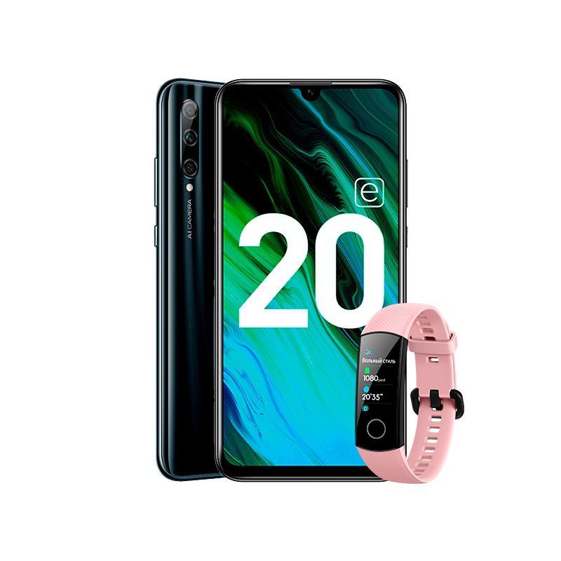 В РФ приехал смартфон Honor 20E с предустановленными сервисами Google
