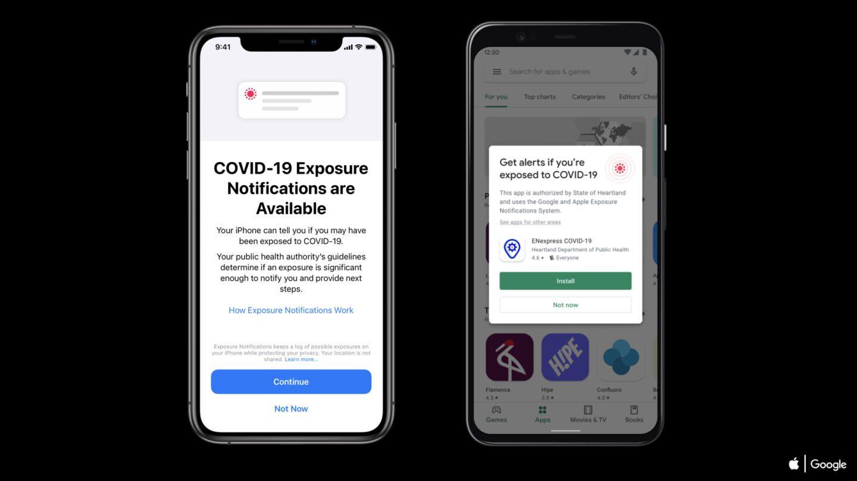 Apple выпустила новые версии iOS 13.7 и iPadOS 13.7 с обновлением Exposure Notification