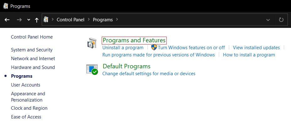 Из Windows 10 уберут старый и популярный инструмент «Программы и компоненты»