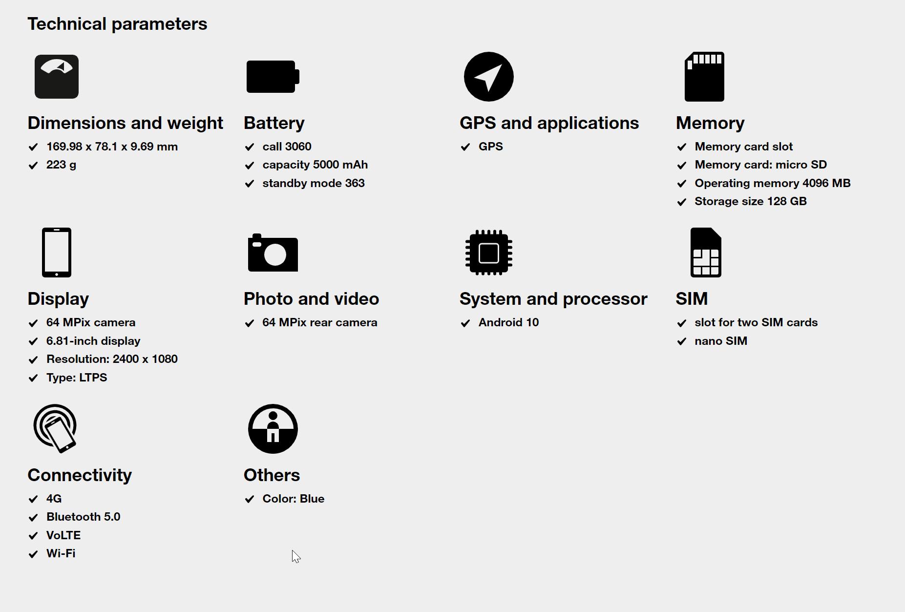 Moto G9 Plus оснастят большим экраном и 30-ваттной зарядкой