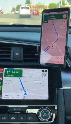 Пользователи Samsung Galaxy S8 и Note 8 сообщили о проблемах с GPS-отслеживанием