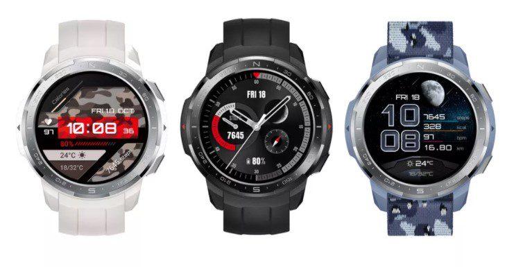 Honor представила умные сверхпрочные часы Watch GS Pro