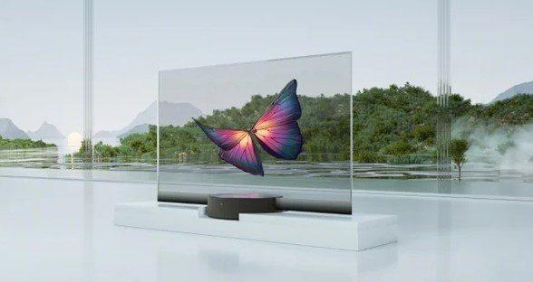 Первый прозрачный монитор Xiaomi готовится выйти на рынок