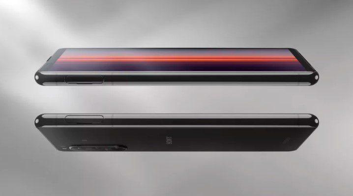 Sony представила новый компактный смартфон Xperia 5 II