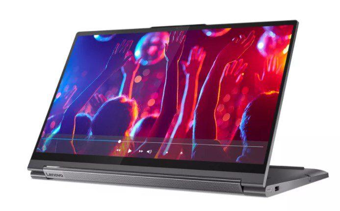 Компания Lenovo представила новый ультрабук и ноутбук-трансформер Yoga