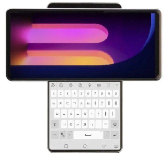 LG назвала дату выхода нового смартфона LG Wing 5G с двойным экраном