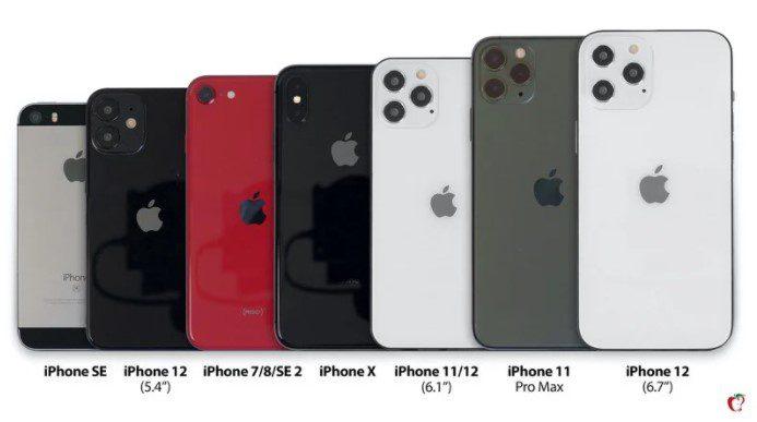 iPhone 12 появится в новом радикально малом форм-факторе