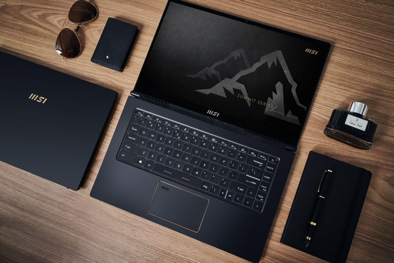 MSI презентовала ноутбуки Summit на базе Intel 11-го поколения