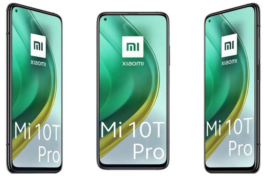 Смартфоны Xiaomi Mi 10T и Mi 10T Pro рассекречены накануне анонса