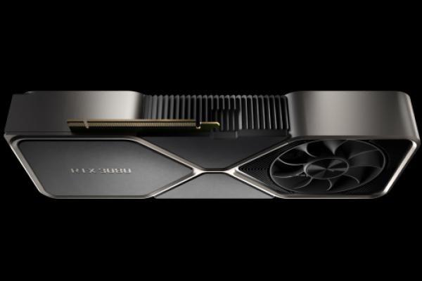 Nvidia представила игровую видеокарту за 137 тысяч рублей