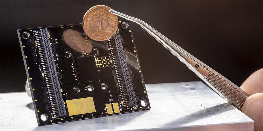 Ученые создали датчик загрязнения воздуха для смартфонов