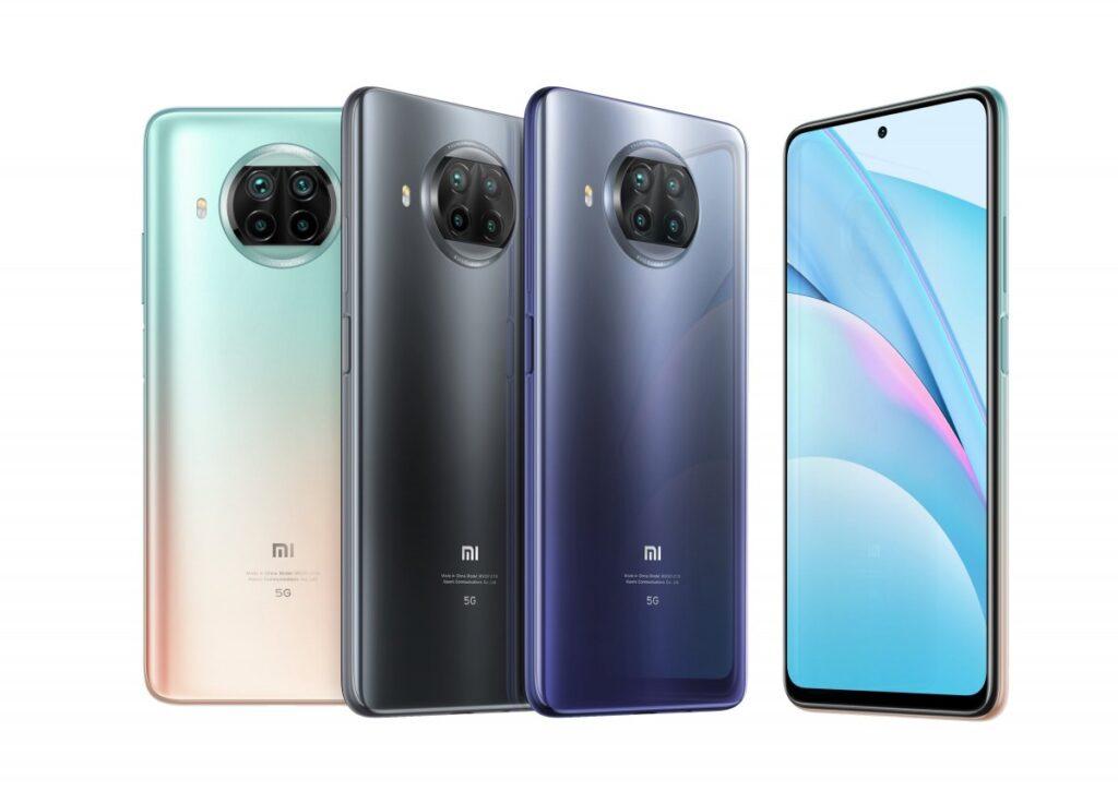 Xiaomi представила новый бюджетный смартфон Mi 10T Lite. Цена