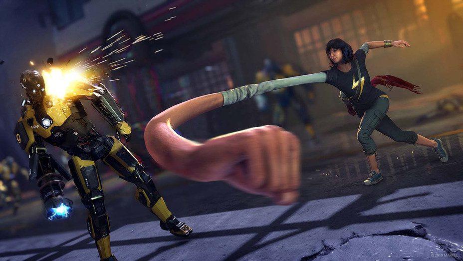 Бета-версия Marvel's Avengers стала самой загружаемой в истории PlayStation
